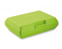 Plastová obědová krabička EXALT - limetková