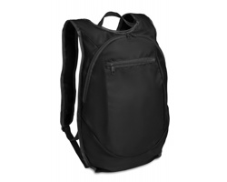 Polyesterový sportovní batoh TUNNY - černá