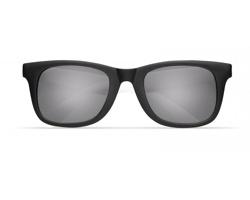 Klasické sluneční brýle CARAT v kontrastním provedení - bílá