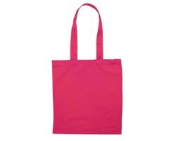 Bavlněná nákupní taška BLAMING s dlouhými popruhy - fuchsie