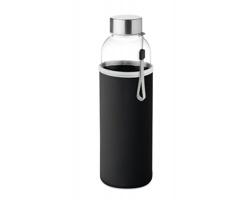 Skleněná láhev DIETL, 500 ml - černá