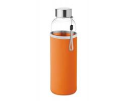 Skleněná láhev DIETL, 500 ml - oranžová
