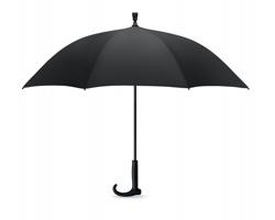 Manuální deštník PYREX s hůlkou - černá