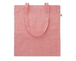 Recyklovaná nákupní taška PLAT - červená
