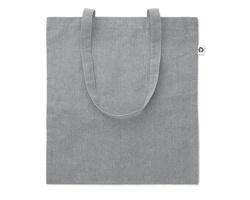 Recyklovaná nákupní taška PLAT - šedá