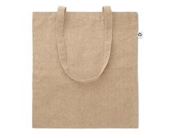 Recyklovaná nákupní taška PLAT - béžová