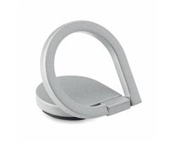 Kovový držák na mobilní telefon SCOWL - stříbrná