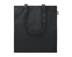 Ekologická nákupní taška UNCI z recyklovaných PET lahví - černá