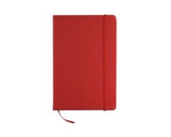 Linkovaný zápisník PELICAN, formát A5 - červená
