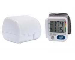 Měřič krevního tlaku KATI v pouzdru - bílá
