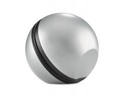 Plastovové reproduktory GERALD - matně stříbrná