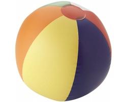 Nafukovací míč na pláž COME z pevného materiálu