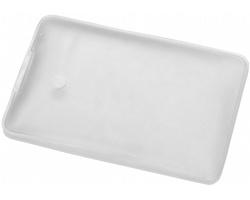 Hřejivý polštářek do kapsy QUITS - transparentní
