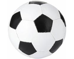 Fotbalový míč FERRI s jedním velkým panelem pro aplikaci, velikost 5 - černá / bílá