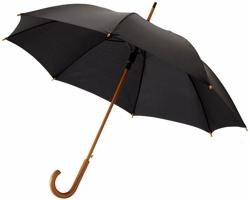 Automatický klasický deštník ULNA - černá