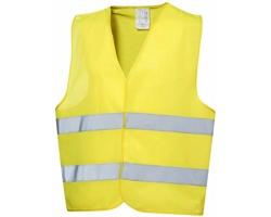 Profesionální bezpečnostní vesta SECTS - žlutá