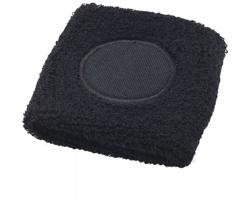 Bavlněné potítko DURRA - černá