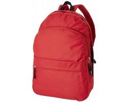 Trendy městský batoh ELHI - červená