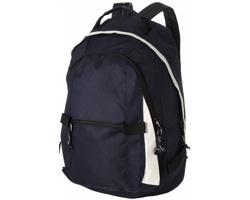 Trendy sportovní batoh CODPIECE s nastavitelnými zádovými popruhy - námořní modrá