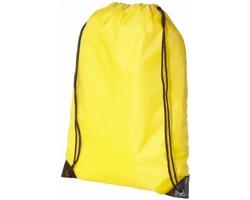 Batůžek UGGO se stahovací šňůrkou - žlutá