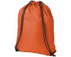 Batůžek UGGO se stahovací šňůrkou - oranžová