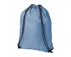Batůžek UGGO se stahovací šňůrkou - světle modrá
