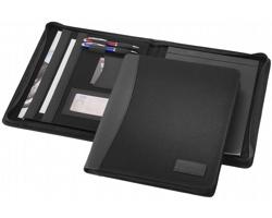 Polyesterové konferenční desky BLUEFIELD, formát A4 - černá