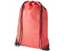 Netkaný vysoce kvalitní batůžek POLIO - červená