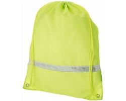Reflexní batůžek BUCKHEAD - neonově žlutá