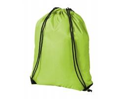 Batůžek UGGO se stahovací šňůrkou - jemně zelená