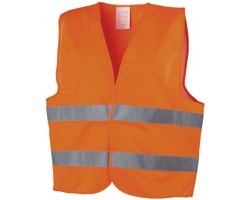 Profesionální bezpečnostní vesta SECTS - oranžová