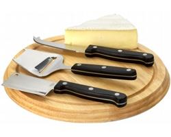 Dárková sada na sýry CHEESE - přírodní