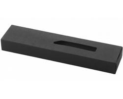 Papírová krabička na pero GNOW - černá