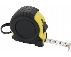Svinovací měřicí pásmo ZINGY, 5 m - černá / žlutá