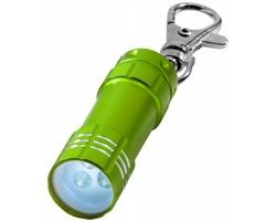 Přívěsek na klíče LED svítilna WHIN - zelená