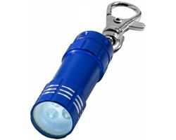Přívěsek na klíče LED svítilna WHIN - modrá