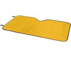Sluneční clona do auta VIOL - žlutá