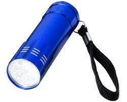 LED svítilna GORY s poutkem - modrá