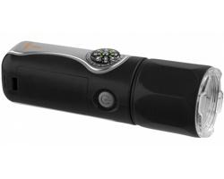 Multifunkční nástroj s LED svítilnou ELEVATE CULEX - černá
