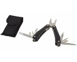 Ocelový multifunkční nástroj BALER s nylonovým pouzdrem - černá