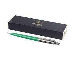 Kuličkové pero Parker JOTTER BALLPOINT PEN II - zelená / stříbrná