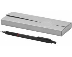 Značková mikrotužka Rotring BASSO v dárkovém balení - černá