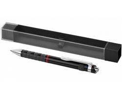 Multifunkční pero FLAXY, tužka pero a zvýrazňovač v jednom - černá