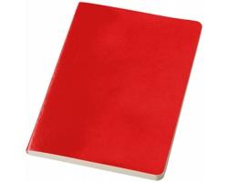 Zápisník v papírové vazbě JAIN, formát A5 - červená