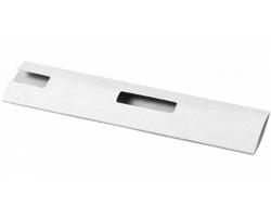 Obal na pero FUMY s otevřeným okénkem - bílá
