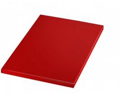 Vázaný zápisník MAGIC, A5 - červená