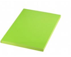 Vázaný zápisník MAGIC, A5 - jemně zelená
