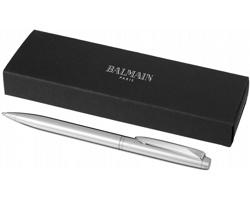 Kuličkové pero Balmain GALATHÉE s klipem nového stylu - chromovaná