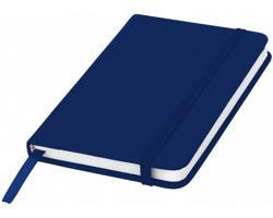 Klasický zápisník PIAN s elastickým popruhem, A6 - námořní modrá