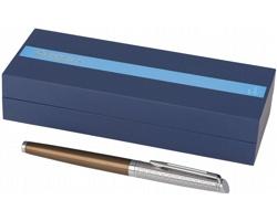 Kuličkové pero z limitované edice La Collection Privee Waterman LUNGE - bronzová